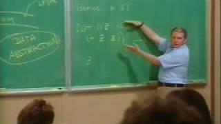 Lecture 2B | MIT 6.001 Structure And Interpretation, 1986