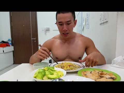 Cơm chiên ĂN BỚT MẬP NHƯ THẾ NÀO - HLV Ryan Long Fitness