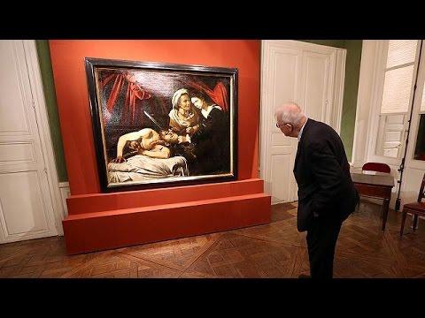Γαλλία: Πίνακας του Καραβάτζιο ανακαλύφθηκε τυχαία