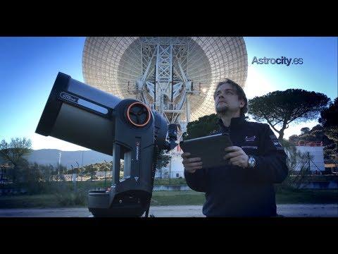 Telescopio Celestron Nexstar Evolution 6 8 y 9,25 los mejores telescopios wifi!