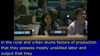 Sai Racherla's intervention at the HLPF 2016: http://webtv.un.org