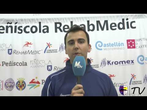 Declaraciones de Cani, pre-partido contra ElPozo Murcia