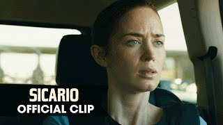 Trailer of Sicario (2015)