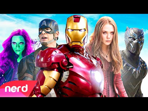The Marvel Cinematic Universe Rap Up