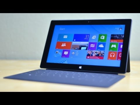 Microsoft Surface Tablet Review