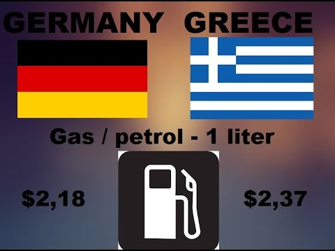 Germany Vs. Greece - Comparison According To Cost Of Living