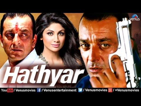 Hathyar | Hindi Movies | Sanjay Dutt Full Movies | Bollywood Action Movies
