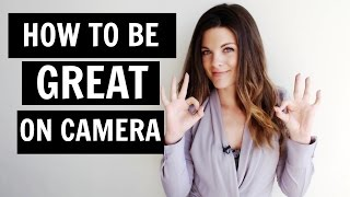 Video How to Get Comfortable on Camera MP3, 3GP, MP4, WEBM, AVI, FLV Oktober 2018