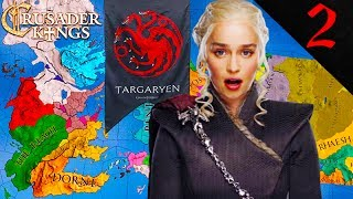► 500 LIKES? FOR DAENERYS MARCHES TO THE WALL! Crusader Kings 2: Game of Thrones: House Targaryen?► Support me on Patreon - https://www.patreon.com/Simpzy► Cheap Games G2A - https://www.g2a.com/r/simpzy► Twitter - https://twitter.com/SimpzyTotalWar► Facebook - https://www.facebook.com/SimpzyTotalWar/► Steam Group - http://steamcommunity.com/groups/Simpzy► Instagram - http://instagram.com/simpzanator► Twitch - http://www.twitch.tv/simpzanator► Google+ - https://plus.google.com/+Simpzanator ► THE MOD! - http://www.moddb.com/mods/crusader-kings-2-a-game-of-thrones-ck2agot► Thanks for watching the video! If you enjoyed it and want to see more please subscribe! I spend a lot of my time making these videos and uploading so please support my channel by clicking the like button and leaving a comment! Using Ad-blocker? Support my channel by turning it off!I appreciate all the support!- Simpzy