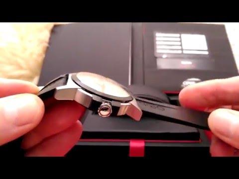 Stunning Oris Advanced BC3 Watch.