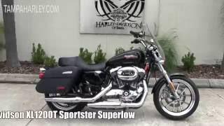 4. 2012 Harley Davidson XL 1200 Sportster Superlow motorcycles for sale