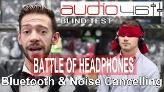 Video Best Bluetooth and Noise Cancelling Headphones. Blind Test MP3, 3GP, MP4, WEBM, AVI, FLV Juli 2018
