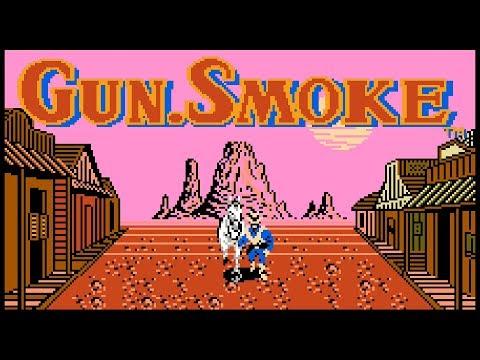 Gun.Smoke (NES) playthrough