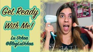 Get Ready With Me - Maquiagem Coringa!