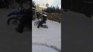 8. What a ttr 110 can do even for an adult on a dirtbike