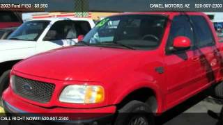 2003 Ford F150 4WD - for sale in TUCSON, AZ 85714