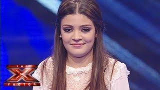 سلوى أنلوف - العروض المباشرة - الاسبوع 5 - The X Factor 2013