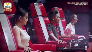 Khmer TV Show - he Blind Audition Week 5