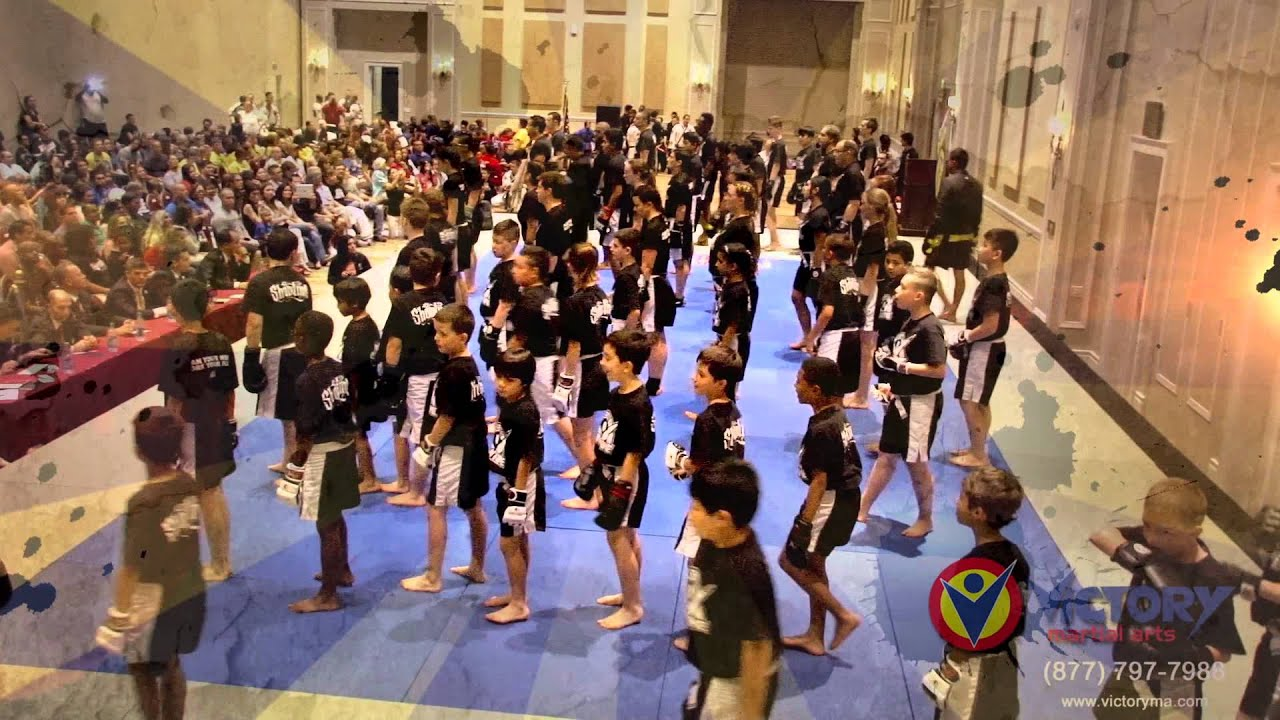 Victory Martial Arts - 30sec Showtime National Commerical