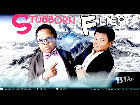 STUBBORN FLIES - LATEST NOLLYWOOD MOVIE STARRING CHINEDU IKEDIEZE, OSITA IHEME