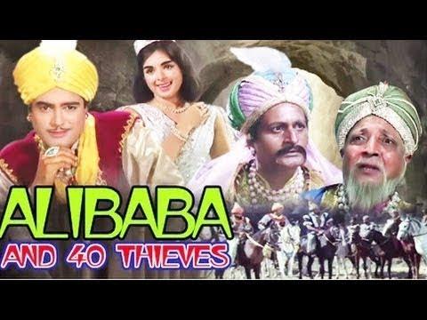 Alibaba And 40 Thieves Full Movie   Sanjeev Kumar Hindi Movie   Hindi Adventure Movie