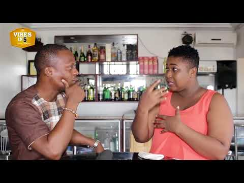 Kumawood Actress Xandy Kamel reveals how much she is in love with Akrobeto's big nose
