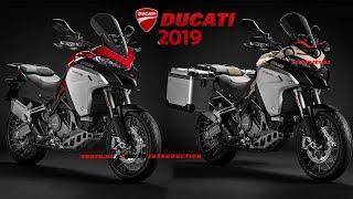 4. New Ducati Multistrada 1260 Enduro Debuts at EICMA 2018 | 2019 Multistrada 1260 Enduro First Look