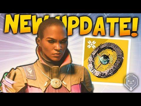 Destiny 2: NEW TOWER UPDATE & IKORAS SECRET! PS5 News, Raid Problem, Statue Found & Surprise Loot