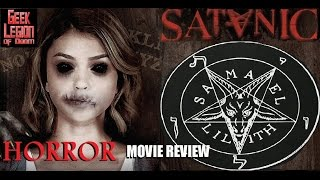 Nonton SATANIC ( 2016 Sarah Hyland ) Horror Movie Review Film Subtitle Indonesia Streaming Movie Download