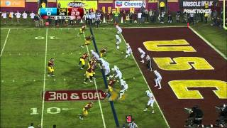 Matt Barkley vs UCLA (2011)