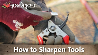 Sharpening Tools—Pruners, Loppers, Shovels & More