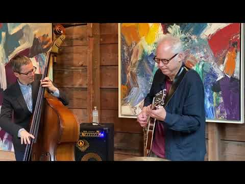 Bill Frisell Trio, Recorded July 3,  2021