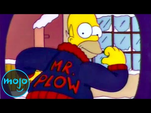Another Top 10 Simpsons Episodes
