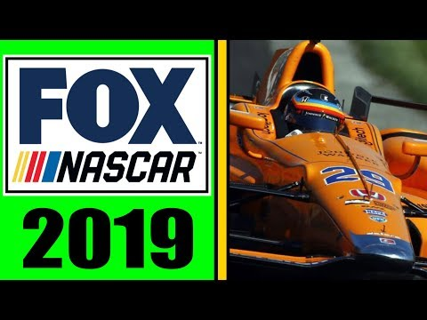 FOX SPORTS CUTS DOWN ON NASCAR | McLAREN INDY DETAILS -- This Week in Racing