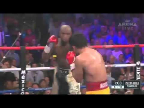 mayweather vs pacquiao 02/05/15 - highlights