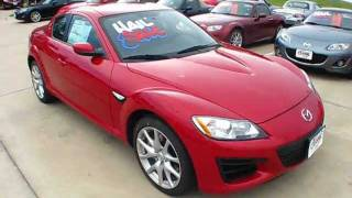 2011 Mazda RX-8 Sport Start Up, Exterior/ Interior Review