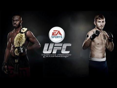 Chocolatao Jones vs 1D gustafsson – UFC – Ultimate Fighting Championship – Demo – PS4 [Comentado]