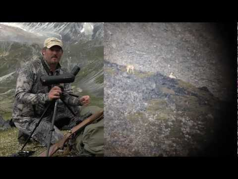 Mountain Sheep Hunting Gear - Sitka, Aimpoint, Ruger, Kuiu, Leica vblog by Tom Opre