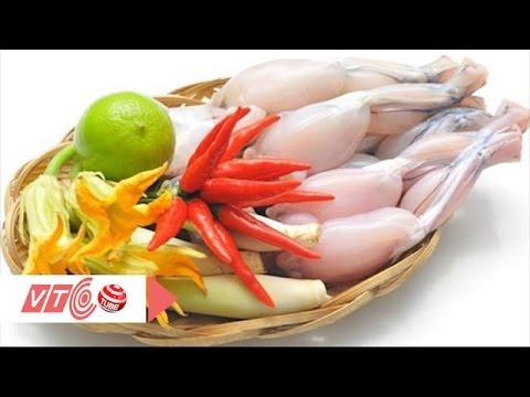 Quán Ốc Minh Hương Quận 11: Ngộ độc chết người do ăn thịt cóc