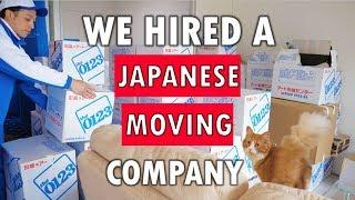Video We hired a Japanese moving company! MP3, 3GP, MP4, WEBM, AVI, FLV Februari 2019