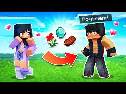 Minecraft But Everyone Has A Boyfriend