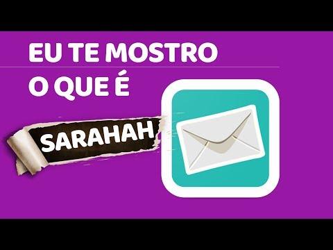 Mensagens - Sarahah - O que é e como usar ? Conheça