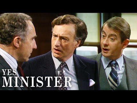 INFURIATING GOVERNMENT: Best Bits of Series 2 | Yes, Minister | BBC Comedy Greats