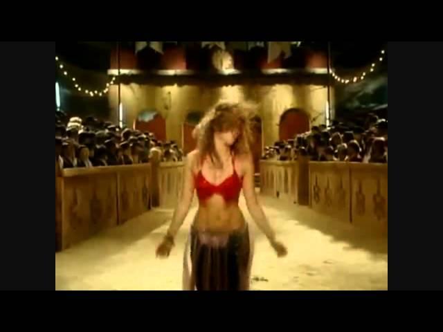 Shakira - Bamboo