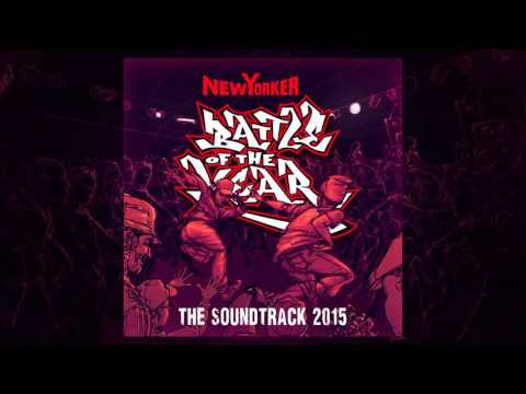 Battle Of The Year 2015 - The Soundtrack (album medley mix)