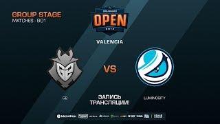 G2 vs Luminosity - DreamHack Open Valencia 2018 - de_inferno [CrystalMay, Anishared]