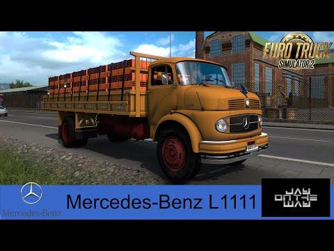 Mercedes-Benz L/LS 1111 1.36 v1.3