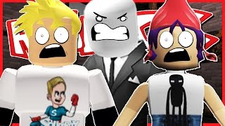 THE BEST SLENDER JUMP SCARE EVER!?   Roblox Stop It Slender   With Nettyplays