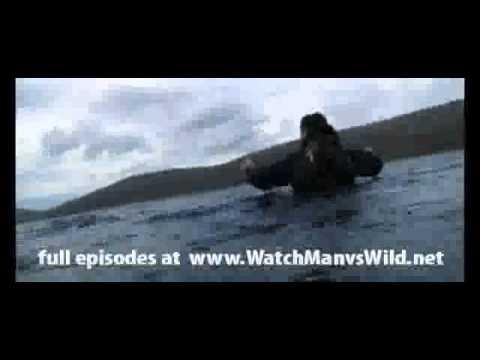 Man vs. Wild - Cape Wrath Season 6 Episode 2 (2 of 3)