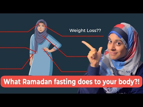 What Fasting Does to Your Body: SCIENCE OF RAMADAN